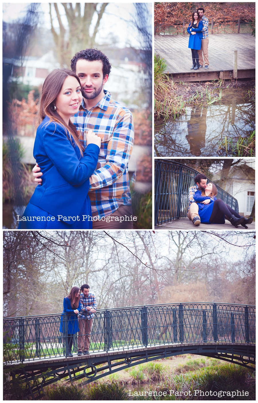 seance photos couple engagement essonne