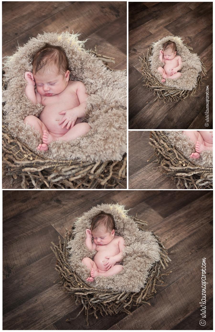seance photo bebe essonne  léa  10 jours