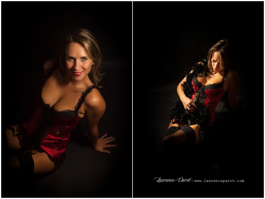 Seance Boudoir Femme Photographe 91