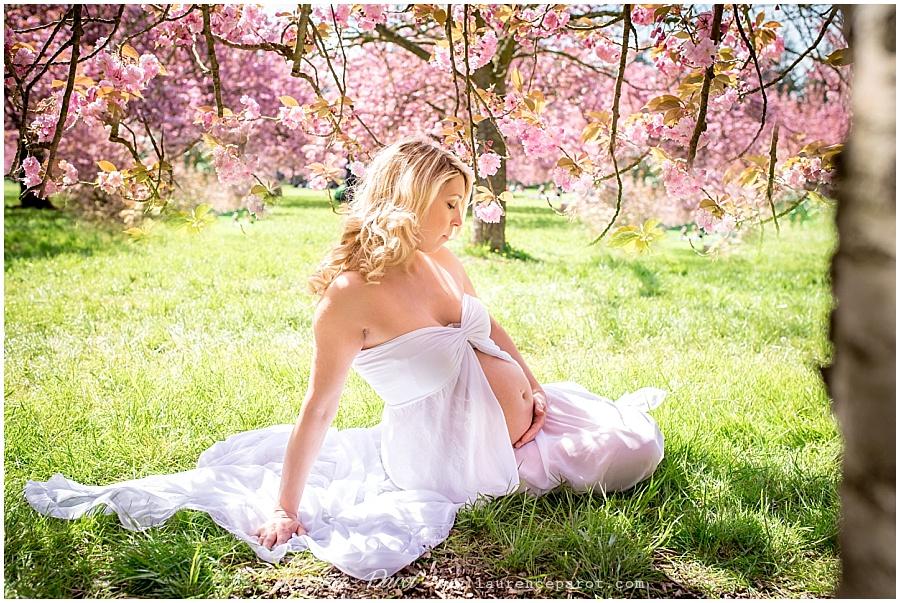 séance photos grossesse en extérieur laurence parot photographe draveil essonne