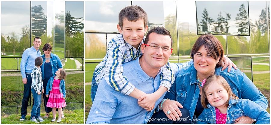 photos famille enfant parc extérieur