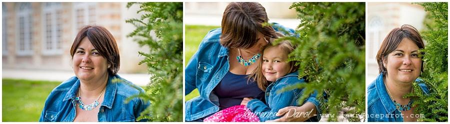 photos famille parc extérieur