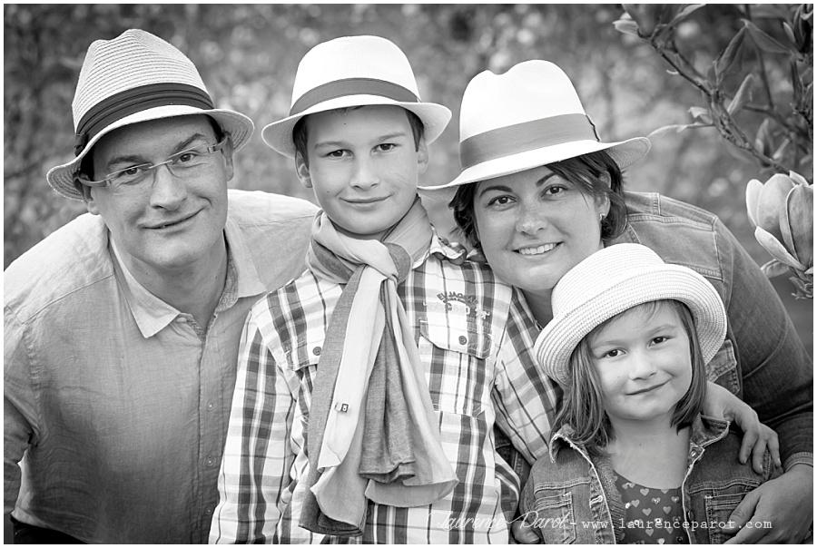 séance photos famille exterieur
