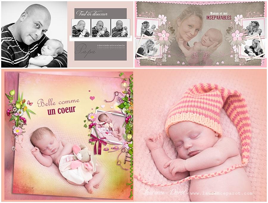 albums de naissance laurence parot photographe vigneux sur seine -essonnes