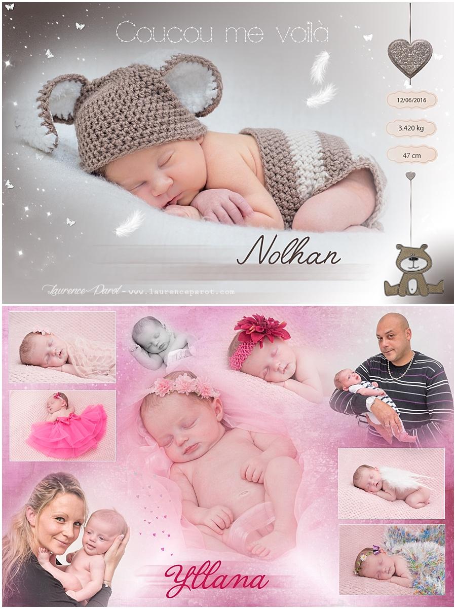faire part de naissance laurence parot photographe naissance grossesse vigneux sur seine essonne ile de france