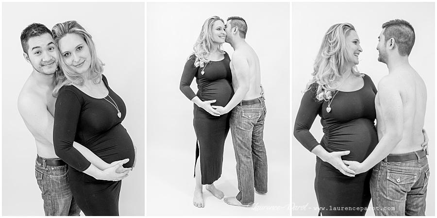 photos grossesse en studio essonne