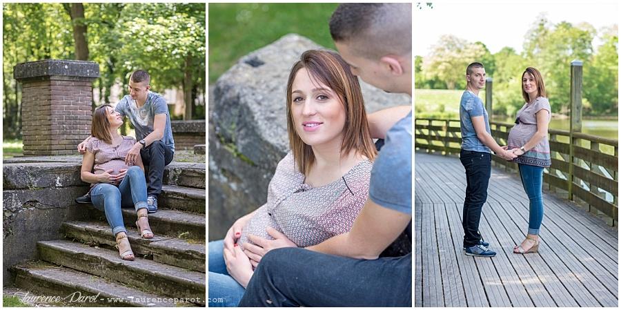 photo femme enceinte extérieur