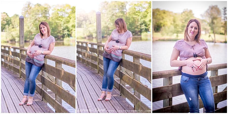 photo femme enceinte extérieur ile de france essonne