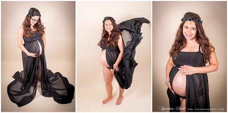 Photos grossesse maternité laurence parot photographe essonne vigneux