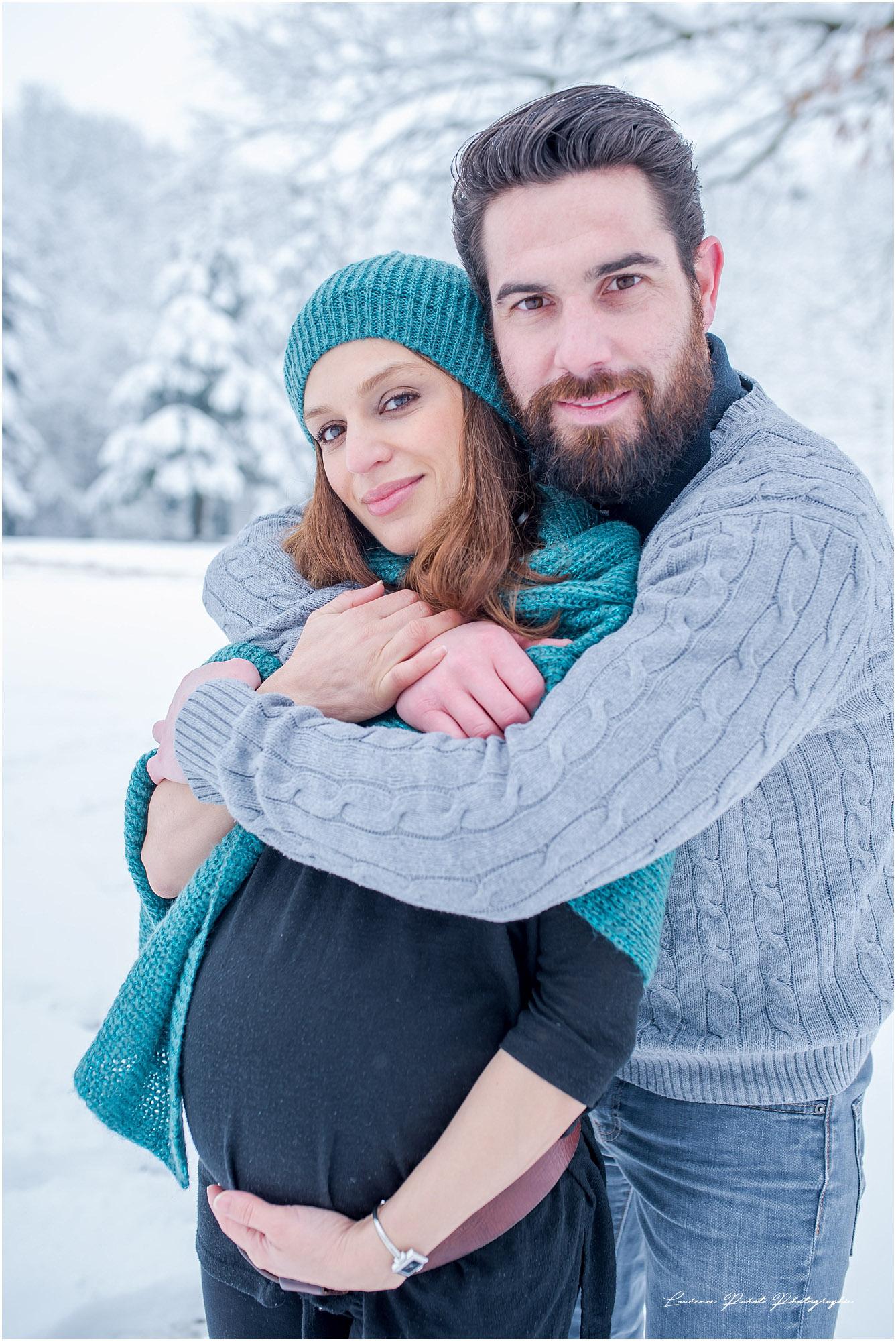 photos femme enceinte extérieur Essonne